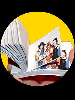 FLIP knygelių gamyba